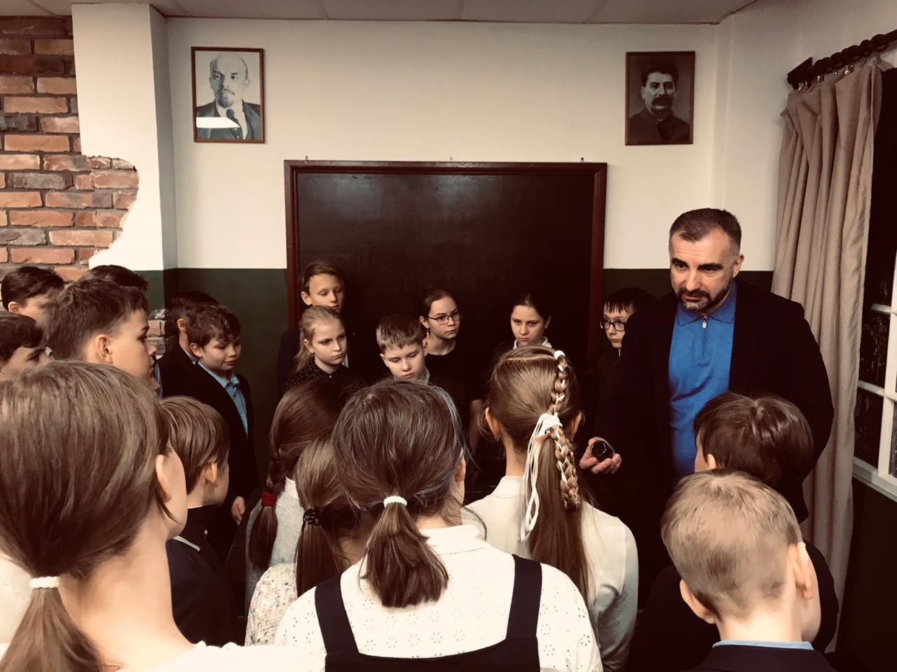 Проект полного погружения «Битва за Ленинград»