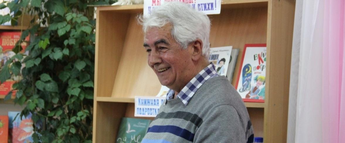 Встреча с писателем Махотиным С.А.